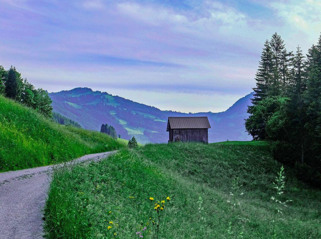 Swiss Mountain Road Switzerland