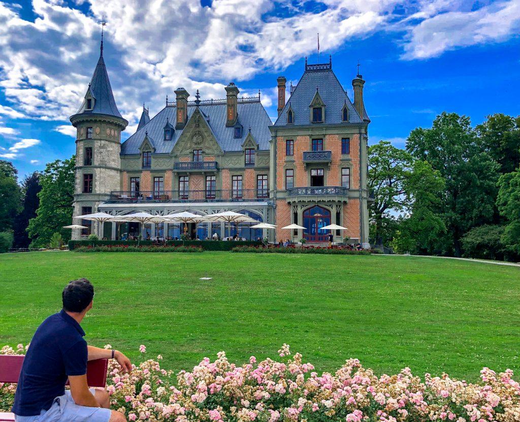 Castle Hotel Berner Oberland
