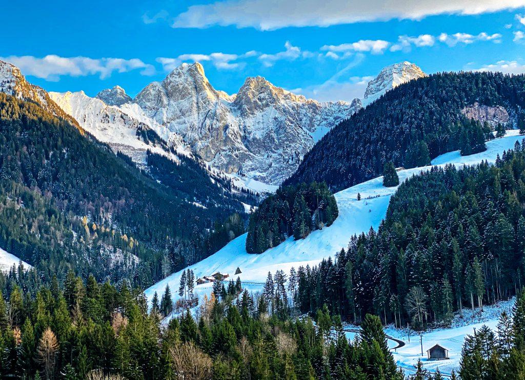 Les Pays d'En Haut Switzerland