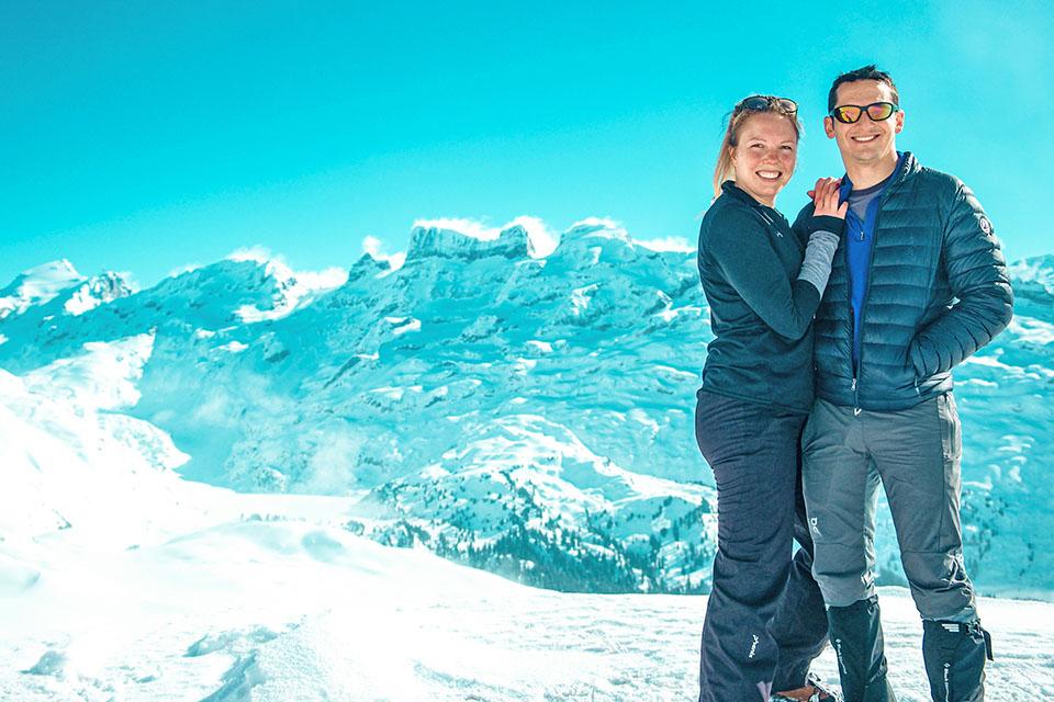 Chantal & Max Switzerland