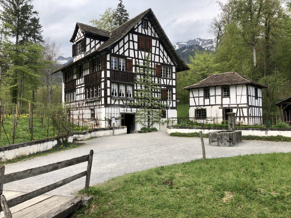 Ballenberg Museum Berner Oberland Switzerland