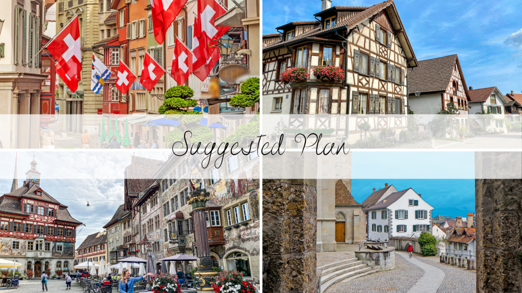 Sample Itinerary Switzerland - Chantal & Max Switzerland Travel Design - Eastern Switzerland