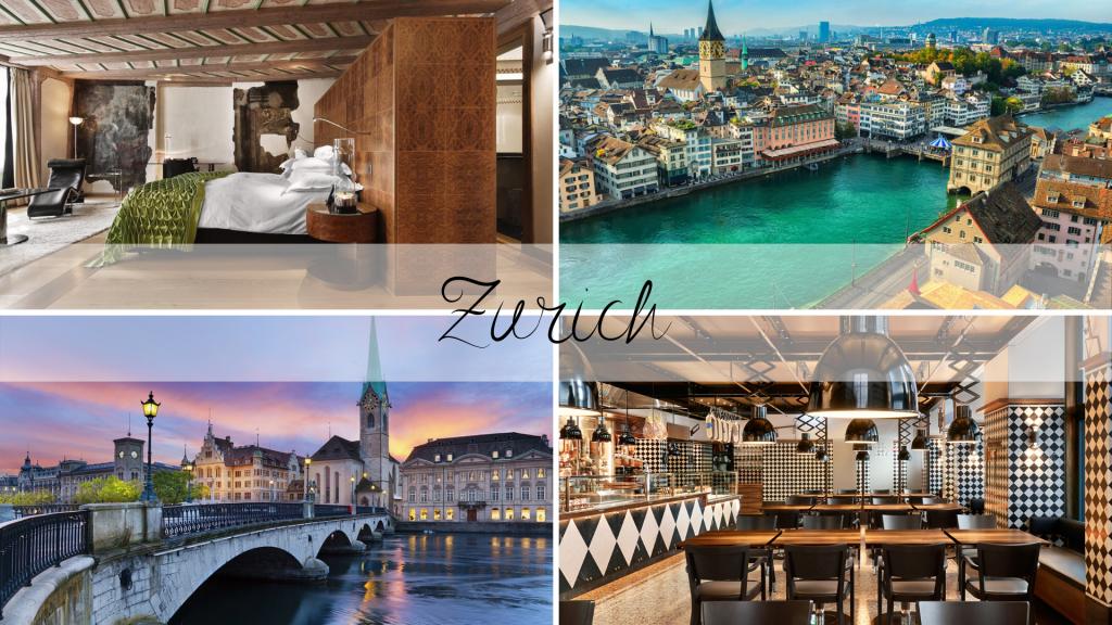 Sample Itinerary Switzerland - Chantal & Max Switzerland Travel Design  - Zurich