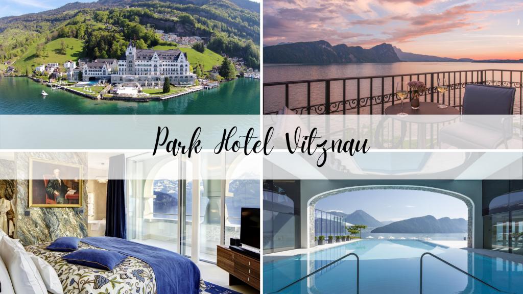 Park Hotel Vitznau Lake Luzern Switzerland