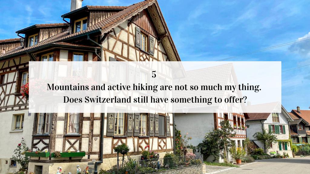 Unterseen Switzerland