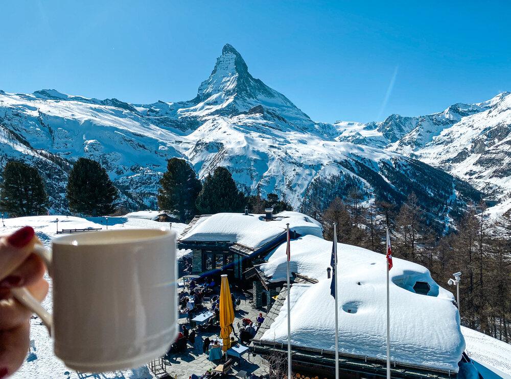 Zermatt Matterhorn Riffelalp Hotel Switzerland Chantal & Max Switzerland Travel Agency