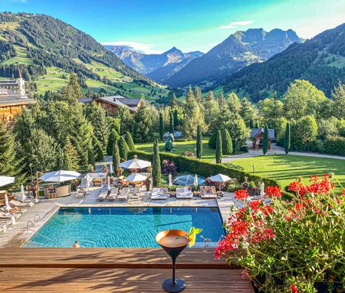 Alpina Hotel Gstaad Switzerland