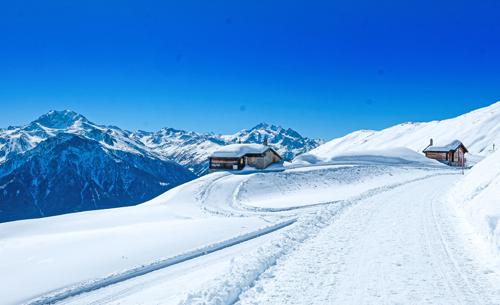 Belalp Valais Switzerland Chalet Swiss Alps