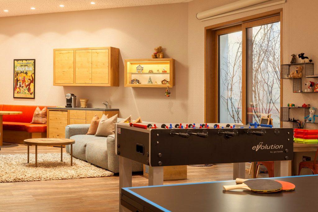 Capra Hotel Saas Fee Switzerland