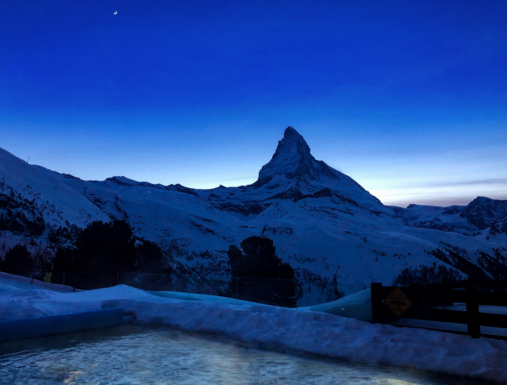 Riffelalp Hotel Zermatt