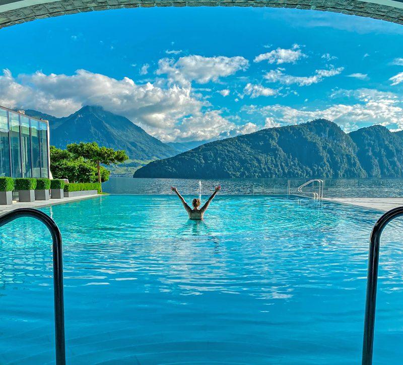 Park Hotel Vitznau, Lake Luzern