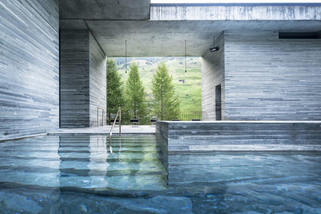 Hotel 7132 Vals Chantal & Max Switzerland Travel Design