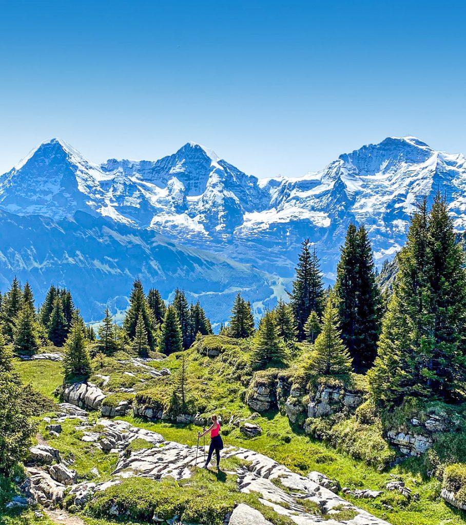 Lobhornhütte Switzerland Isenfluh