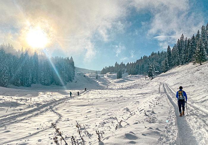 St Cergue Switzerland