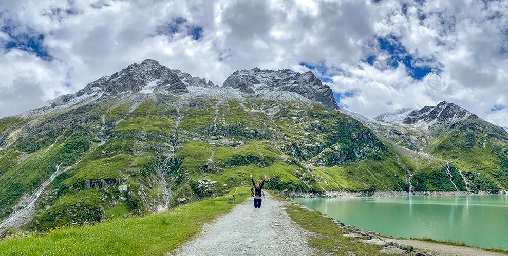 Goscheneralp Switzerland Swiss Alps