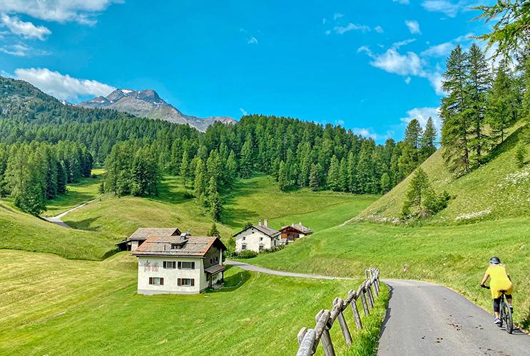Val Fex Switzerland